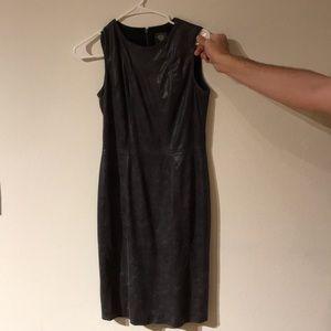 Vince Camino genuine leather dress
